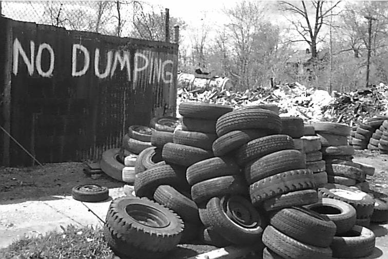 Illegal Dumping Solutions & Garbage Drop Off Center